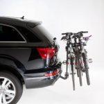 Mottez Porte-vélos sur attelage compact 3 vélos Noir de la marque image 1 produit