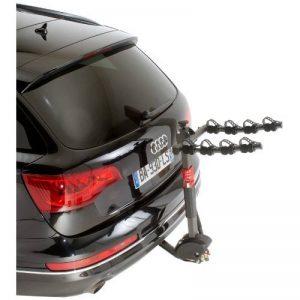 Mottez Porte-vélos sur attelage rabattable compact 4 vélos Gris de la marque image 0 produit