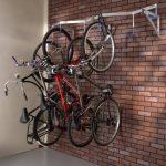 Mottez Range-vélos modèle pro 6 vélos Gris 200 x 35 x 55 cm de la marque image 1 produit