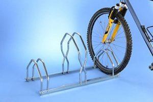 Mottez Râtelier 3 vélos 2 niveaux de la marque image 0 produit