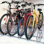 Mottez Râtelier pour 5 vélos de la marque image 2 produit