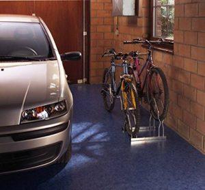 Mottez Râtelier 2 vélos 2 niveaux de la marque image 0 produit