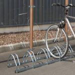 Mottez Râtelier pour 5 vélos de la marque image 1 produit