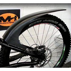 Bestlymood Garde-Boue Avant Arriere de Cyclisme a Velo de Bicyclette de Montagne Noir Bleu