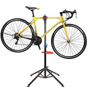 MVpower Pied d'Atelier pour Vélo Support Stand Maintenance Réparation Workstand Mécanicien pour Vélo VTT - Pivotant jusqu'à 360° de la marque image 0 produit