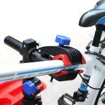 MVpower Pied d'Atelier pour Vélo Support Stand Maintenance Réparation Workstand Mécanicien pour Vélo VTT - Pivotant jusqu'à 360° de la marque image 3 produit