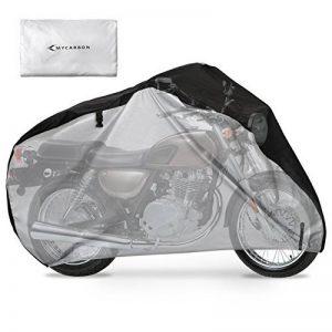 MYCARBON Housse pour Vélo / Housse de Pluie de Vélo, Couverture de Bicyclette Etanche à la Pluie, Poussière, Soleil etc - 200cm*70*cm*110cm de la marque image 0 produit