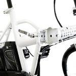 Nilox velo electrique pliable adulte DOC X1, Vitesses de 25 Km/h , Blanc, Taille One Sizeque de la marque image 4 produit
