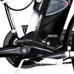Nilox velo electrique pliable adulte DOC X1, Vitesses de 25 Km/h , Blanc, Taille One Sizeque de la marque image 6 produit