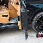 NoOne 12V DC Pompe de compresseur d'air portable Inflateur de pneu numérique 120 PSI 30 L / min avec éclairage LED pour voitures Vélos SUV air matelas. de la marque image 6 produit