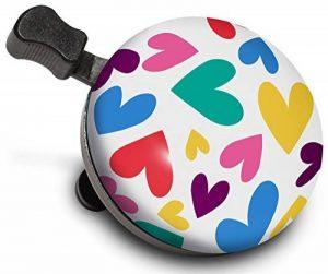 Nutcase Bell Sonnette de vélo 'Happy Hearts' de la marque image 0 produit