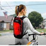 OUTDOOR LOCAL LION 10L unisexe sac à dos sac à randonnée pour vélo randonnée Sports de plein air équitation Voyage Alpinisme loisir de la marque image 6 produit