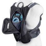 Overmont Sac à dos d'hydratation avec poche à eau 2L TPU pour cyclisme, randonnée, Running etc. de la marque image 4 produit