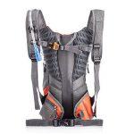 Overmont Sac à dos d'hydratation avec poche à eau 2L TPU pour cyclisme, randonnée, Running etc. de la marque image 5 produit