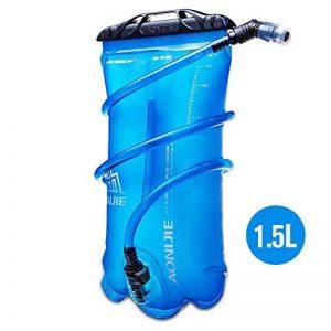 Poche à eau pliable en TPU par Aonijie - Pour les activités en extérieur: sport, course, camping, randonnée, vélo de la marque image 0 produit