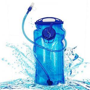 Poche Hydratation Portable - 3 litre/100 oz Poche à Eau Réserve d'Eau Réservoir d'eau de Sport,Sacs à dos d'hydratation de la marque image 0 produit