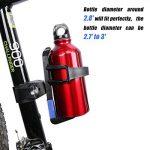 Porte Bidons,Haroiwa Porte-bidon Support Porte Bouteille d'eau pour Vélo,Bicyclette bouteille titulaire de la marque image 1 produit