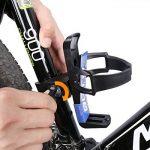 Porte Bidons,Haroiwa Porte-bidon Support Porte Bouteille d'eau pour Vélo,Bicyclette bouteille titulaire de la marque image 6 produit
