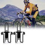 Porte Bidons-iBuger Porte-bidon de Vélo en Aluminium Support à Bouteille D'eau,Bicyclette bouteille titulaire de la marque image 6 produit