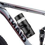 [Porte-Bidons] Sportneer® Cage de Bouteille d'eau Léger pour Bicyclette Vélo VTT Cyclisme en Aluminium Léger Noir de la marque image 2 produit