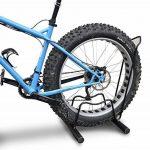 Porte vélos au sol 1 place à pied pour Fat-Bike de la marque image 1 produit