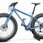 Porte vélos au sol 1 place à pied pour Fat-Bike de la marque image 2 produit