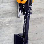 Powerfly Pied de Réparation Vélo - VVT Mural Portable Pliable Accrocher - d'Atelier pour Vélo Maintenance Réparation Support avec Agrafe de Réglage Rapide pour Cadre de Vélo de la marque image 1 produit