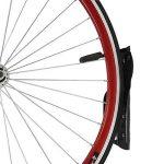 PrimeMatik - Crochet de mur pour suspendre roue de bicyclette kit de 2 unités de la marque image 2 produit