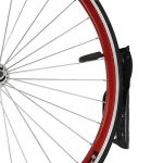 PrimeMatik - Crochet de mur pour suspendre roue de bicyclette kit de 4 unités de la marque image 2 produit