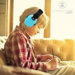 Protection Auditive Bebe Enfant Casques Anti Bruit Tir Ear Protection - Réduction du Bruit Compact Pliable et Confortable Head Band Coupes d'oreille avec Mousse Souple - pour Autisme Hommes Femmes Dormir Avion Étudier Concert Voyager Jouer Travailler Tour image 5 produit