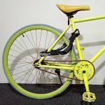 qobobo® Cadenas à combinaison vélo Serrure à combinaison de moto cyclomoteur Serrure de la chaîne antivol 90cm noir de la marque image 4 produit