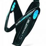 Raceone.it - KIT Race Duo X5 Gel (2 PCS): Porte-bidon de Vélo X5 + Bidon de Vélo XR1 Support Porte Bouteille. Bidon de Ciclisme VTT/ Vélo de Route / MTB / Gravel Bike Coleur: Noir / Bleu 100% MADE IN ITALY de la marque image 1 produit