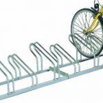 râtelier vélo 5 places TOP 3 image 2 produit