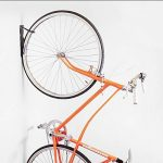Relaxdays Support mural pour vélo 2 pièces Noir de la marque image 2 produit