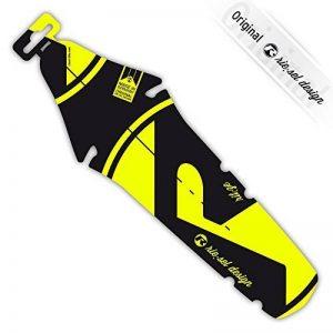 RIE: Sel Tôle de protection design Selle Protection anti-éclaboussures Bright Yellow Label 2015Vélo de course Roue arrière |road | Fixie | VTT | Triathlon de la marque image 0 produit