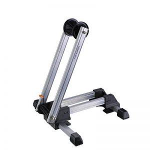 Rockbros Vélo support pliable pour vélo de stockage de support de sol de stationnement en aluminium de la marque image 0 produit
