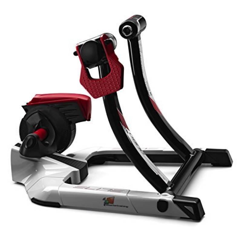 Noir Turbo Muin Hometrainer Elite Thru-axle Formateur magn /& # x17d; Tico