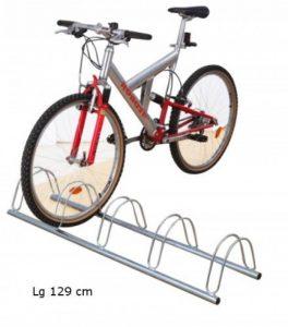 râtelier vélo 5 places TOP 5 image 0 produit