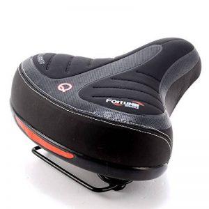 Selle confort Velo avec rembourrage gel Coussin sport cyclisme de la marque image 0 produit