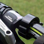 Sonnette de vélo, Q Design Unigear Sonnette de Cyclisme Vélo, Bell Volume pour guidon 22.4mm de la marque image 5 produit