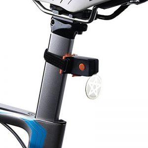 Sunpion Eclairage Velo Puissant Lampe Velo Led Rechargeable, Lumière pour vélo, Lumières de bicyclette,Résistant à l'eau Phare arrière vélo LED, Pour Cycliste Camping Loisir ,Sécurité routière de la marque image 0 produit