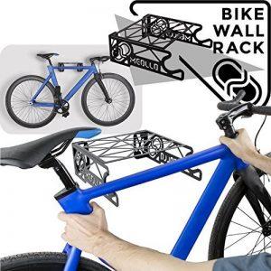 Support mural de rangement pour vélo (100% Acier) de la marque image 0 produit