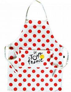 Tablier à pois - Le Tour de France de cyclisme - Collection officielle de la marque image 0 produit