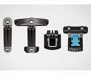 Tacx Uni Cage mouunt Carbon Selle Porte-bidon Fixation Adaptateur, multicolore, Taille Standard de la marque image 0 produit