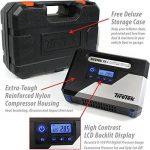 Tiretek RX-I Compresseur d'air portatif numérique avec arrêt automatique 12 V de la marque image 3 produit