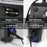 Tiretek RX-I Compresseur d'air portatif numérique avec arrêt automatique 12 V de la marque image 5 produit