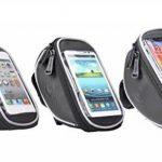 Tofern Sac de guidon de vélo Support pour téléphone portable écran tactile Sac de téléphone iPhone Samsung LG Sony HTC avec écran 4~ 14,5cm de la marque image 6 produit