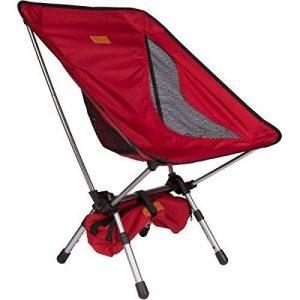 Trekology Portable Compact Chaise de camping avec hauteur réglable–ultraléger backpacking Chaise dans un sac pour le camping, la pêche, pique-nique, terrasse, Sports, événements, de la marque image 0 produit