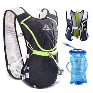 Triwonder Hydration Pack sac à dos professionnel 8L à l'extérieur Mochilas Trail Marathoner course à pied vélo d'hydratation gilet de la marque image 0 produit