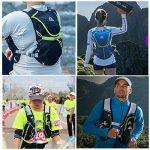 Triwonder Hydration Pack sac à dos professionnel 8L à l'extérieur Mochilas Trail Marathoner course à pied vélo d'hydratation gilet de la marque image 5 produit